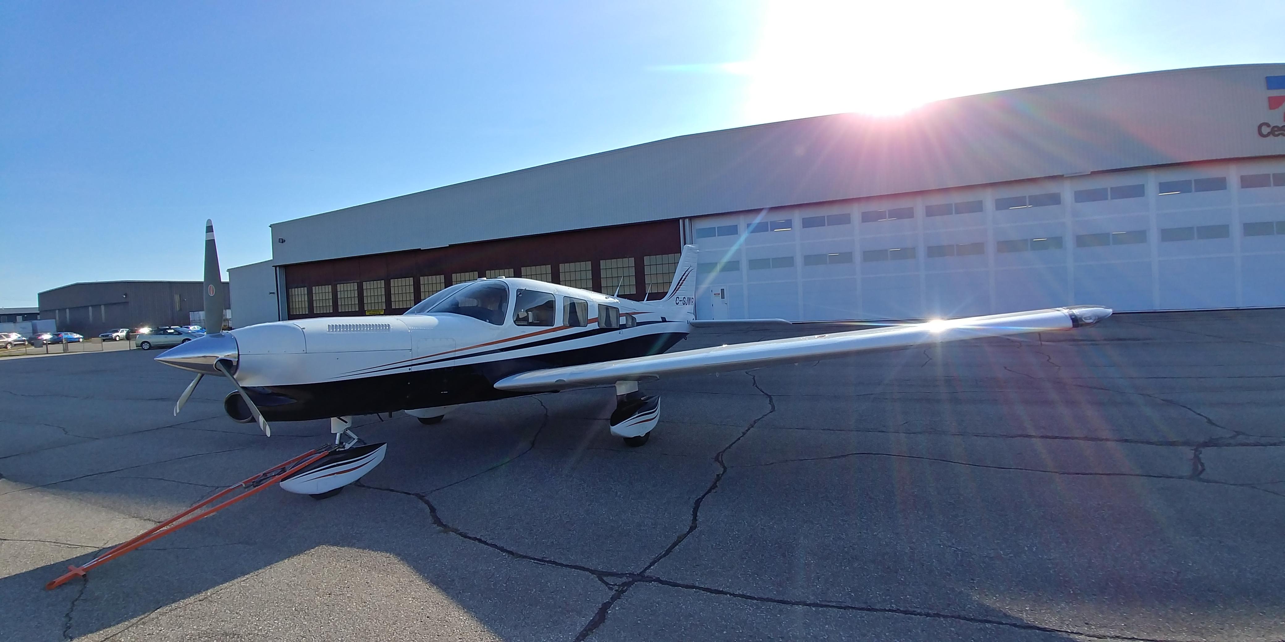Piper Turbo Saratoga PA32 301T   Brant Aero